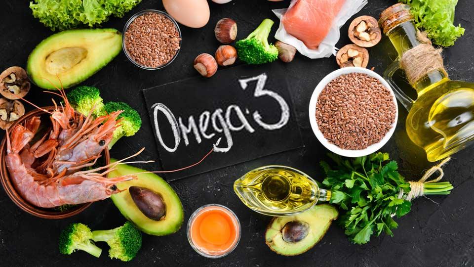 2. Omega 3, kẽm giảm viêm 1