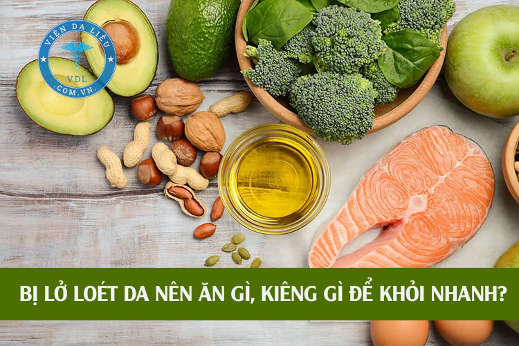 Người bệnh lở loét da nên ăn gì, kiêng ăn gì để khỏi nhanh? 1