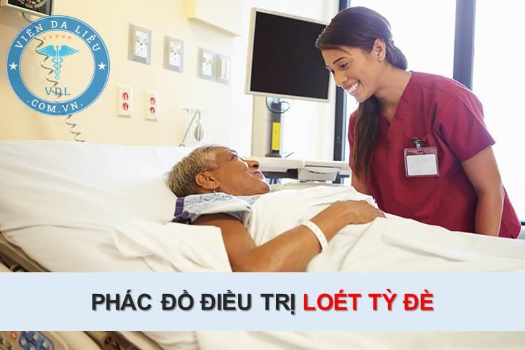 Phác đồ điều trị loét tỳ đè