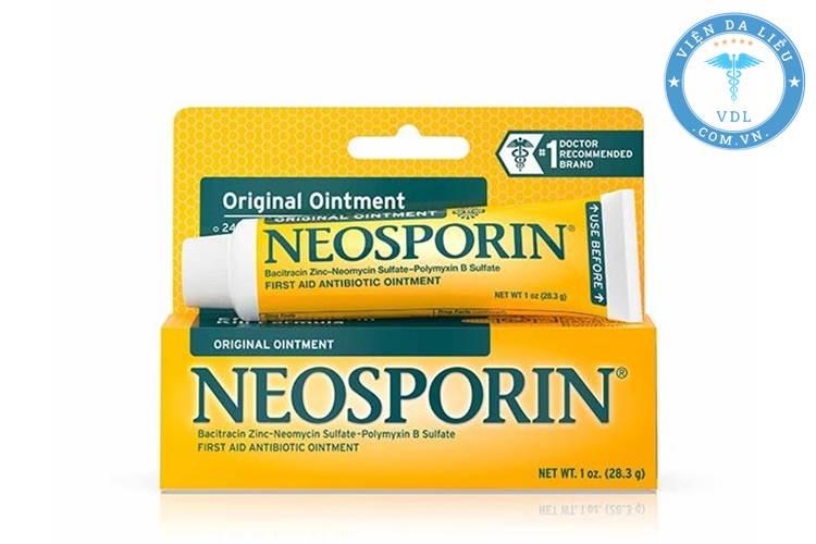 1. Kem mỡ Neosporin 1