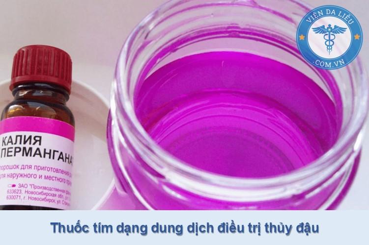 thuốc tím
