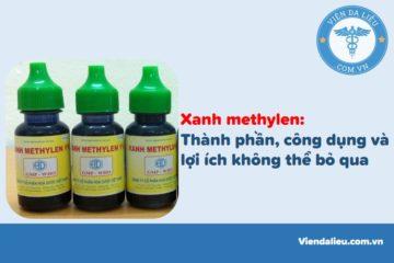 xanh methylen