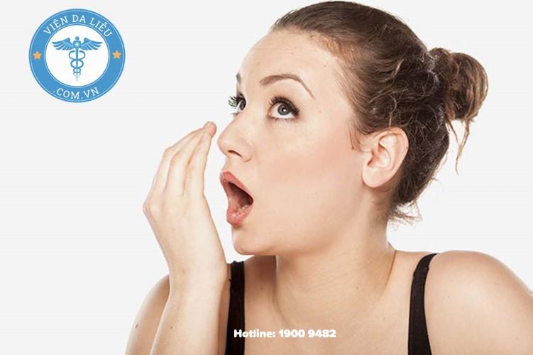 4. Khử mùi hôi miệng 1