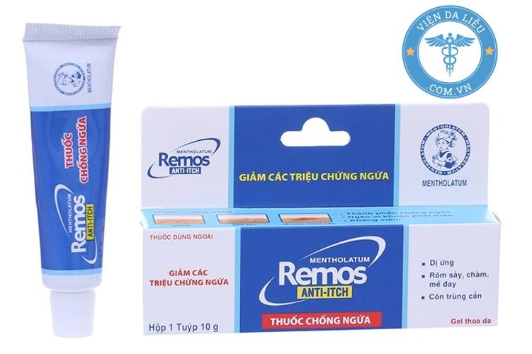 2. Thuốc bôi côn trùng cắn Remos 1