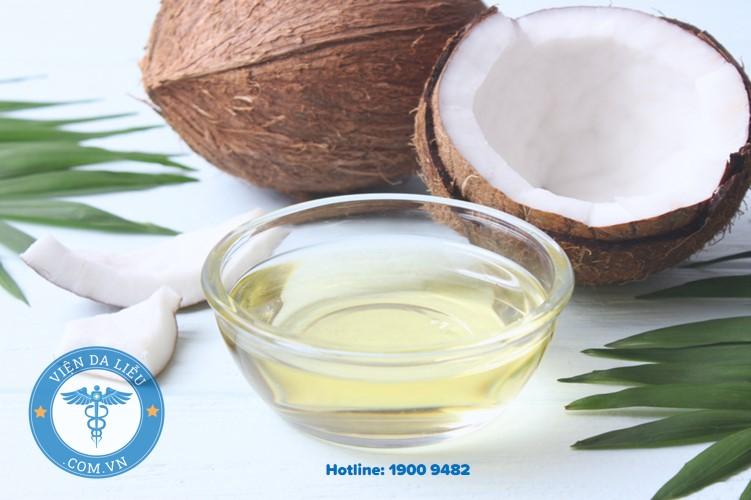 I. Tại sao dầu dừa được ứng dụng để xử lý hăm tã 1