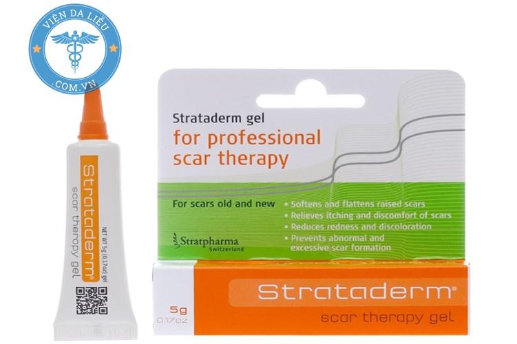 3. Thuốc trị sẹo bỏng bô Strataderm 1