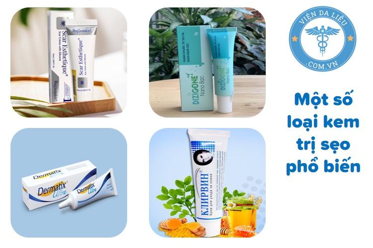 6. Sử dụng các sản phẩm trị sẹo 1