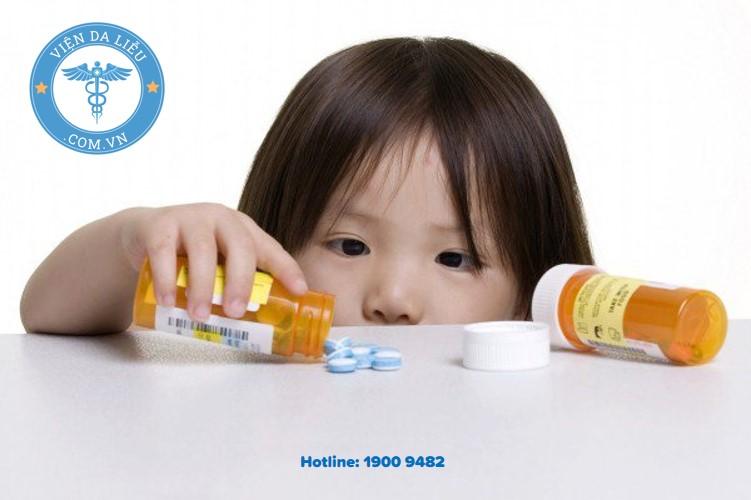 4, Dùng thuốc giảm đau, giảm ngứa 1