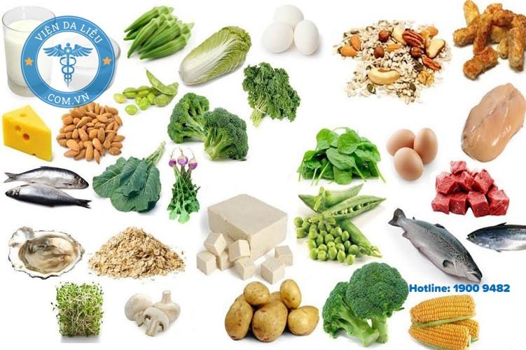 6, Chế độ dinh dưỡng khoa học 1