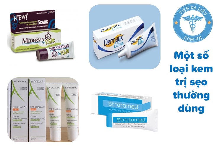 5, Sử dụng thuốc trị sẹo ngăn ngừa sẹo 1