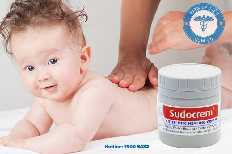 V. Hiệu quả sử dụng kem chống hăm tã Sudocrem đã được kiểm chứng ra sao? 1