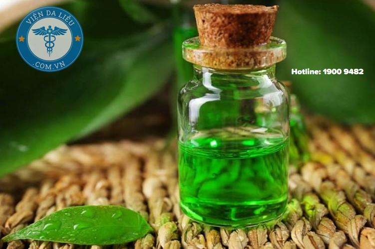 3. Tinh chất trà xanh Camellia Sinensis 1