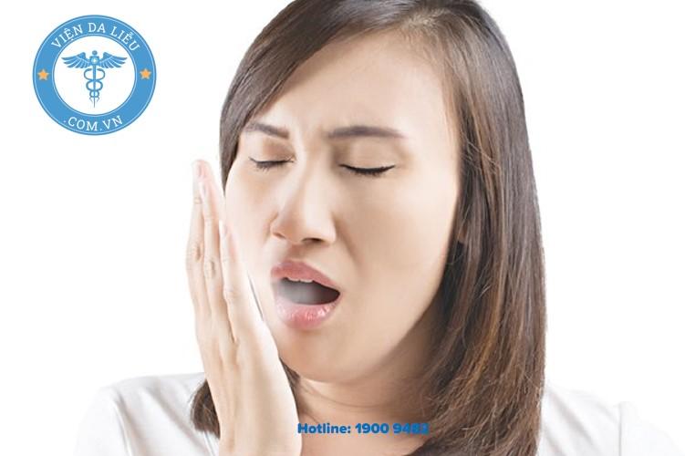 3. Khử mùi hôi miệng 1