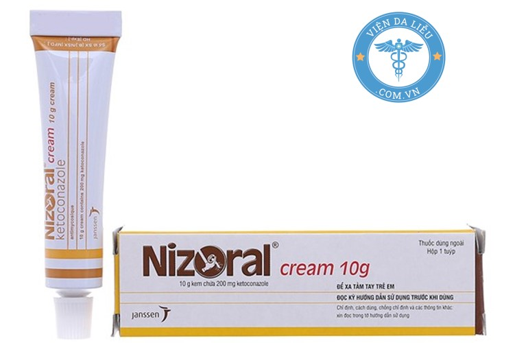 1. Kem bôi Nizoral 1