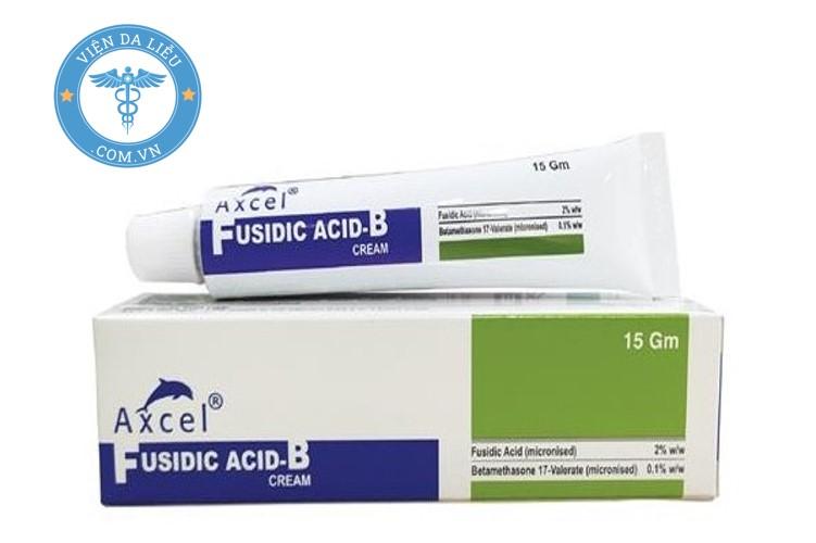 2. Thuốc bôi chốc mép Axcel Fusidic Acid-B Cream 1