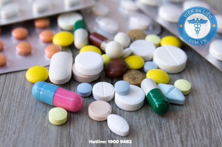 2.3. Sử dụng các thuốc giảm ngứa 1