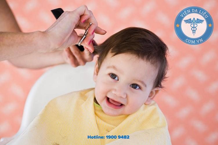 V. Lưu ý khi điều trị chốc đầu cho trẻ tránh tái phát bệnh chốc đầu 1